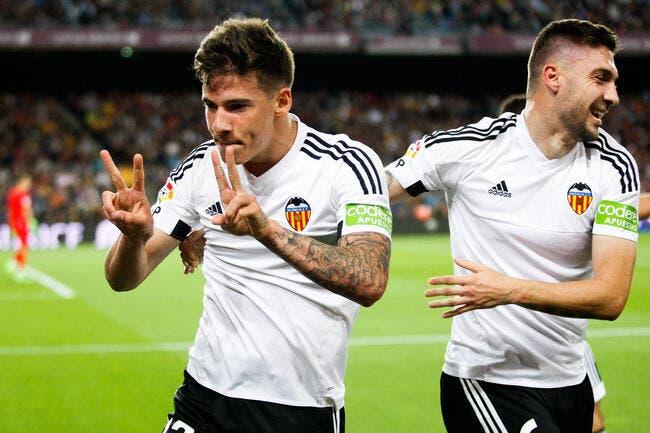 Barcelone - Valence : 1-2