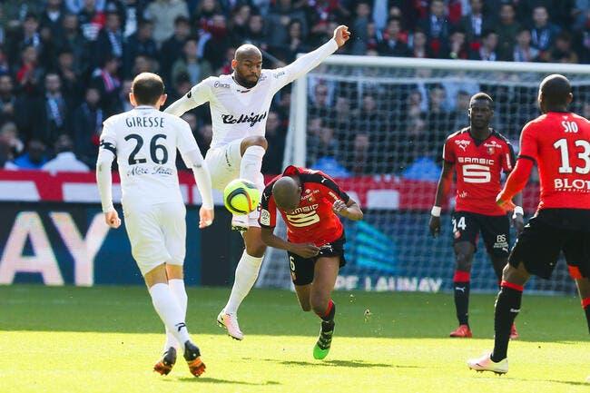 Guingamp humilie Rennes et va chercher son maintien