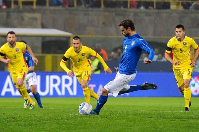 Italie: Marchisio forfait pour l'Euro 2016