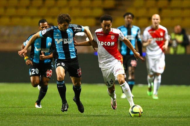 Monaco repasse 2e, l'OM n'en finit plus de tomber