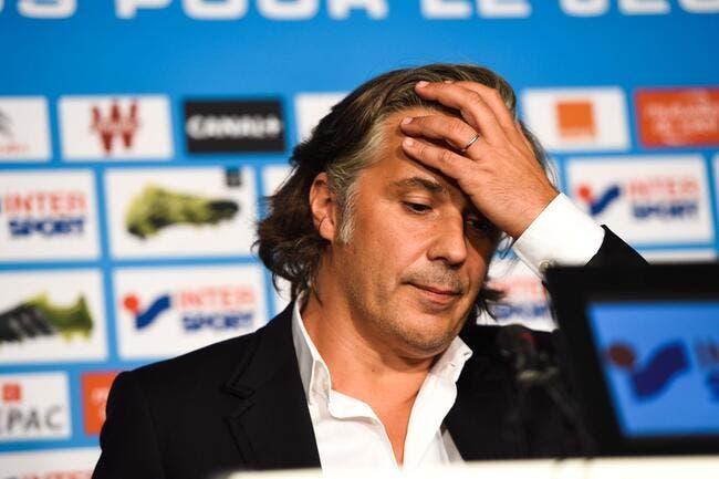 OM : La date du départ de Vincent Labrune est déjà décidée