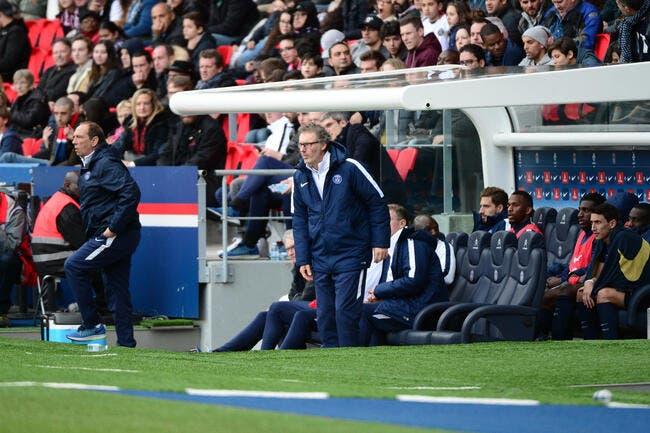 PSG : L'attitude Laurent Blanc était-elle catastrophique contre Caen ?