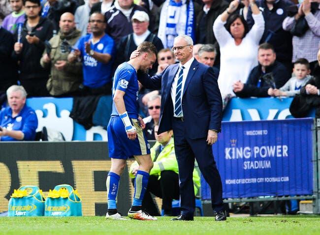 Ranieri refuse la polémique sur l'arbitre de Leicester-West Ham