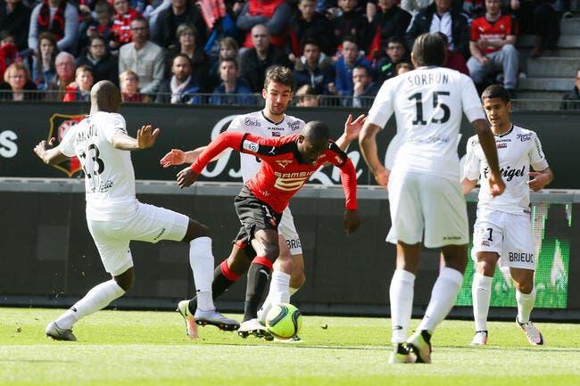 Rennes – Guingamp 0-3