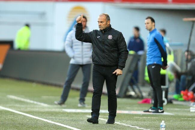 TFC : Dupraz annonce le score du match contre Lyon