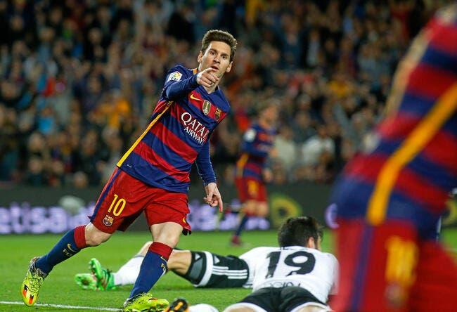 Barcelone : Comment Messi a atteint la barre des 500 buts