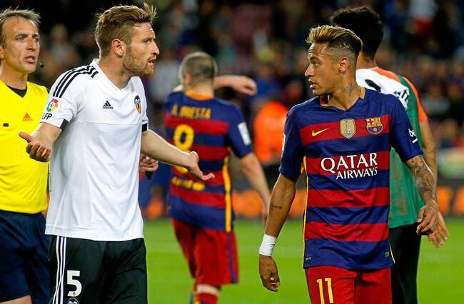 Barcelone : Neymar a pété un câble après la défaite contre Valence