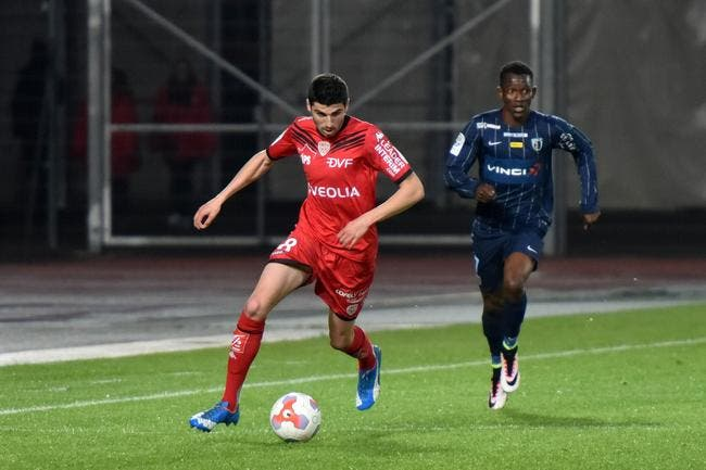 Dijon - Paris FC 3-0