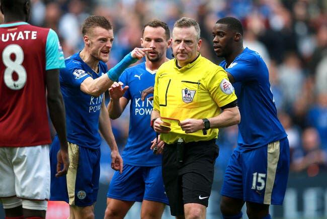 Leicester: Grosse sanction contre Vardy ?