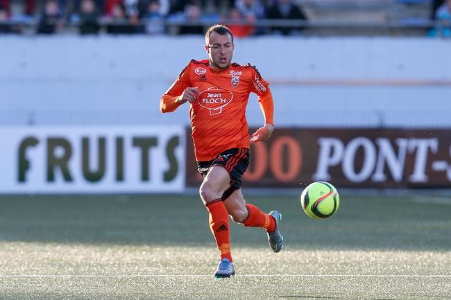 Lorient: Le groupe face au PSG