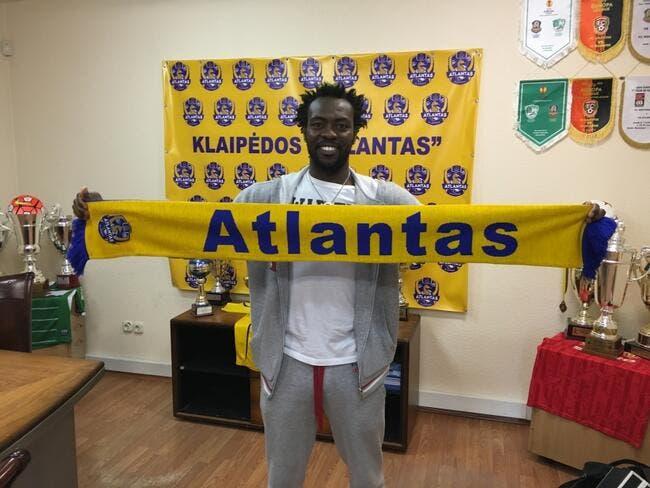 Officiel: Feindouno signe au Atlantas Klaipeda