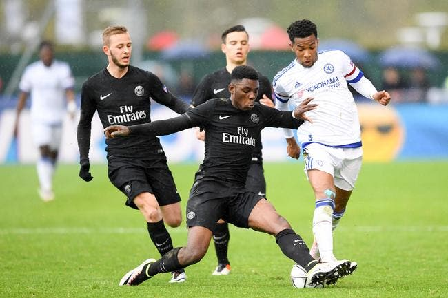 Youth League : Le PSG chute en finale contre Chelsea