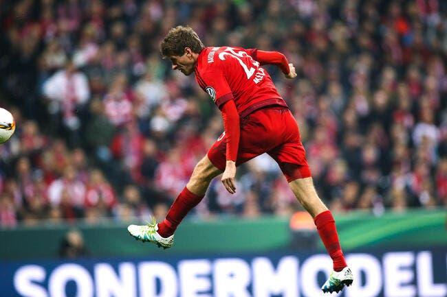 Allemagne: Le Bayern en finale de la Coupe