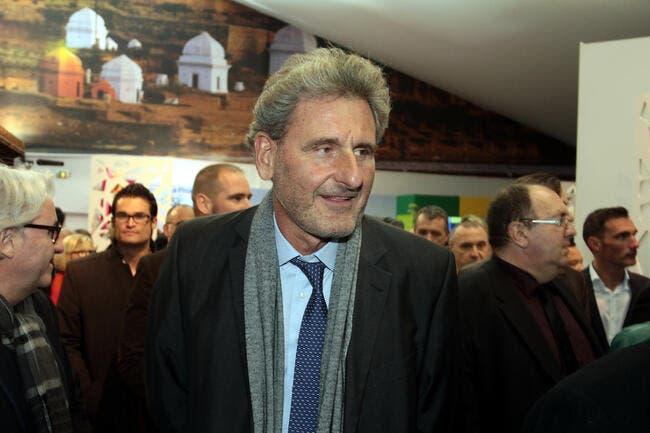 OM : Labrune bientôt remplacé par le mari de la patronne du FMI !