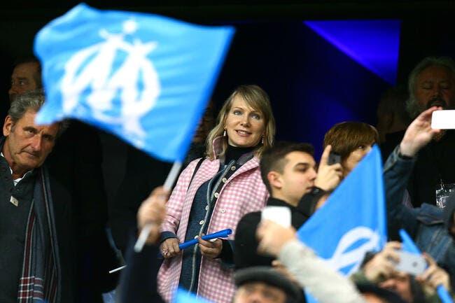 OM : MLD avoue qu'elle est «inquiète pour l'OM et le foot français»