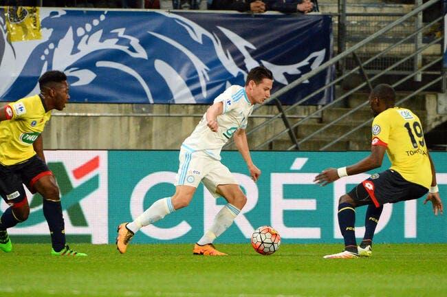 L'OM s'offre une finale contre le PSG pour oublier ses malheurs