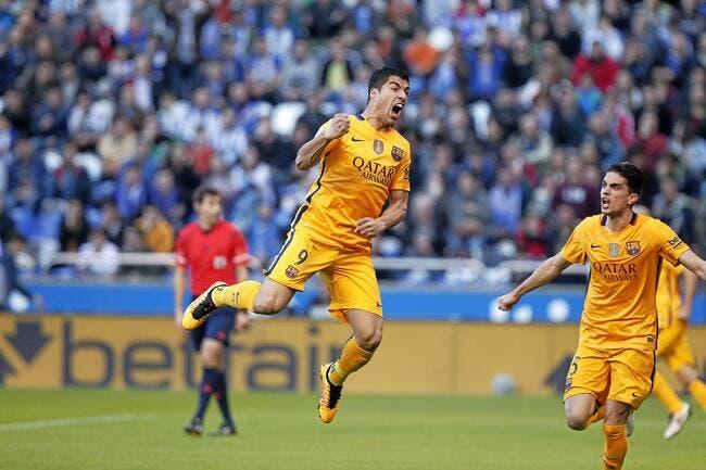 Le Barça atomise 8-0 La Corogne !