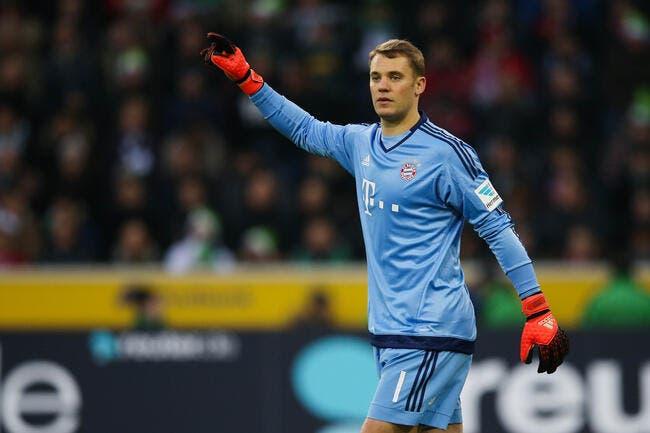 Officiel: Le Bayern Munich prolonge Neuer