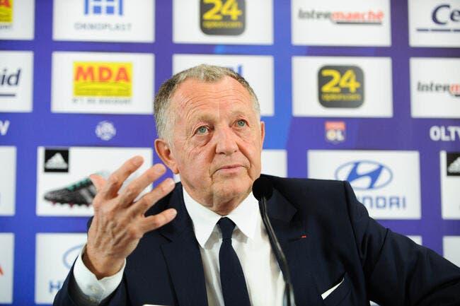 OL : Aulas précise que Grenier a demandé à quitter Lyon