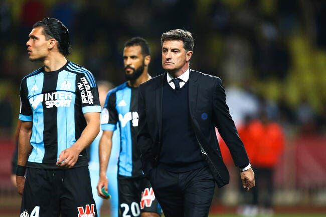 OM: A Monaco, Michel a pris cher dans le vestiaire!