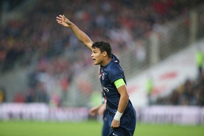 PSG: Inquiet pour la finale, Thiago Silva secoue ses coéquipiers