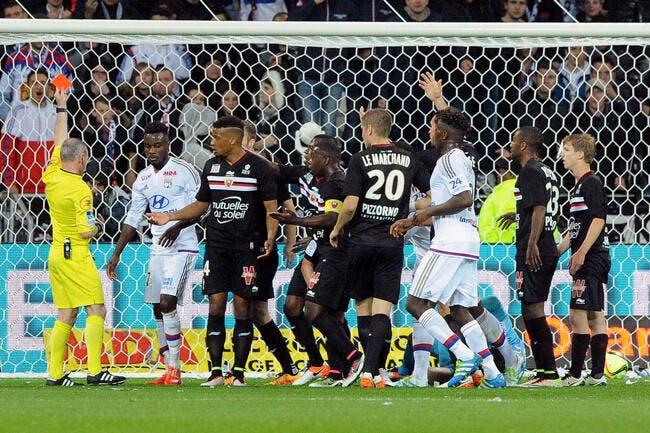 LFP : Deux matchs dont un avec sursis pour Cornet