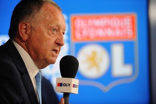 OL : Aulas à Manchester pour préparer l'avenir de Lyon