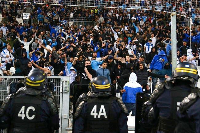 OM : Les Virages du Vélodrome fermés contre Nantes et Reims !