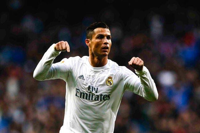PSG: Cristiano Ronaldo, le Real prépare sa contre-attaque