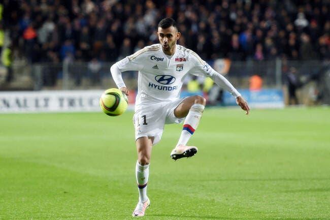 OL : Ghezzal répond aux rumeurs sur sa prolongation à Lyon