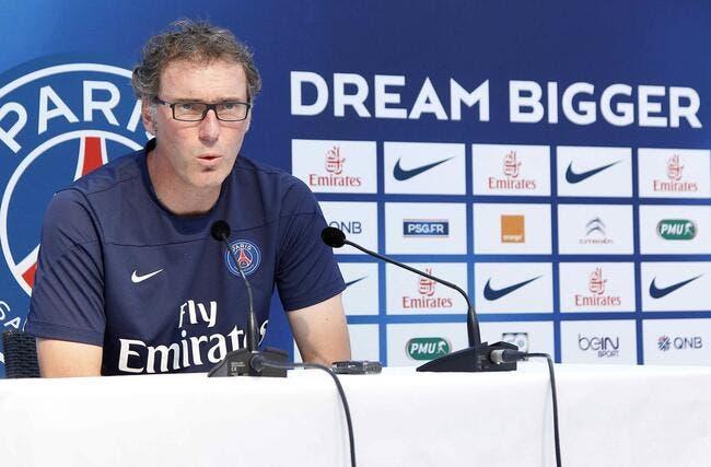 PSG : Le groupe au complet contre Lille se réjouit Laurent Blanc
