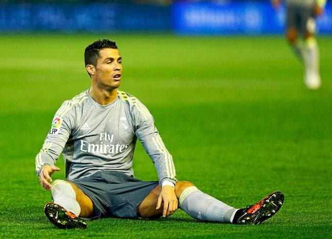 Real: Rien de grave pour Cristiano Ronaldo