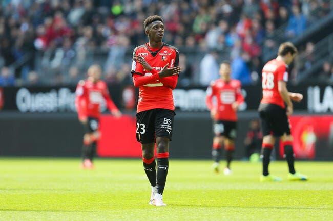 Rennes: Dembélé? Courbis le craignait, c'est arrivé…