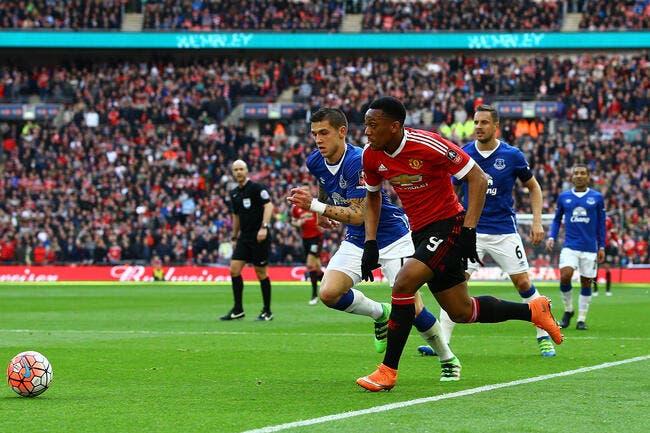 FA Cup : Martial envoie Man Utd en finale !