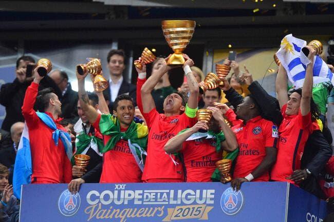 La finale de la Coupe de la Ligue bientôt jouée loin de Paris ?