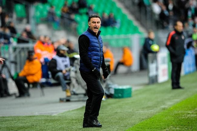 ASSE : Galtier a deux équipes dans le même match pour gagner