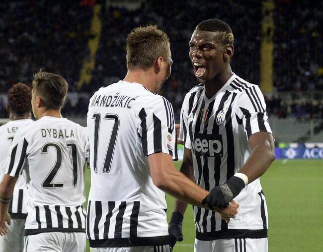 Fiorentina - Juventus : 1-2
