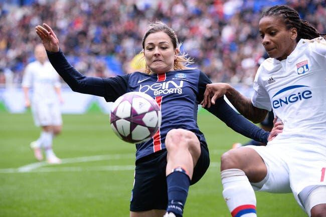 LdC féminine : L'OL ridiculise le PSG 7 à 0 !