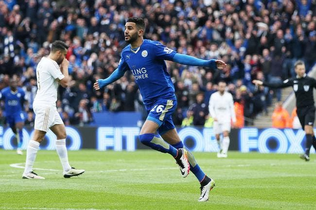 Leicester - Swansea : 4-0