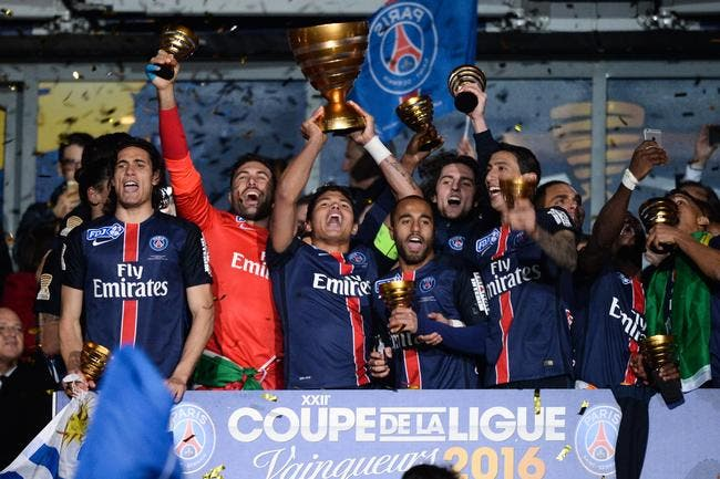 Les Argentins offrent une sixième Coupe de la Ligue au PSG