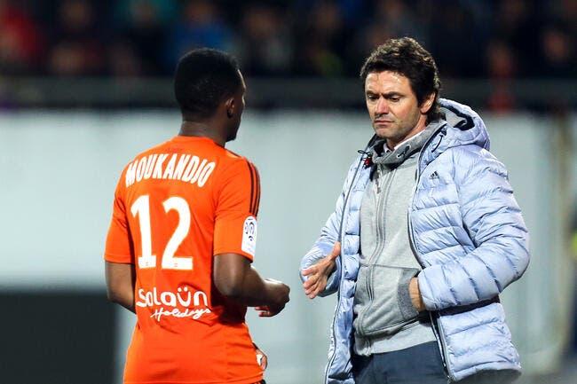 Lorient : La défaite contre l'ASSE est « injuste et cruelle »