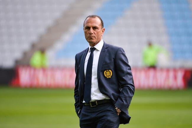 Officiel : Der Zakarian annonce son départ de Nantes en fin de saison