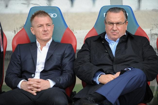 Reims : Les patrons justifient pourquoi ils ont viré l'entraîneur