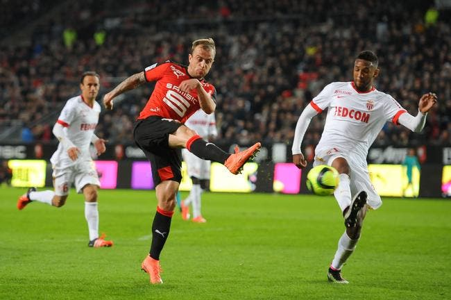 Rennes - Monaco : 1-1