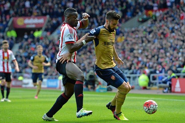 Sunderland - Arsenal : 0-0