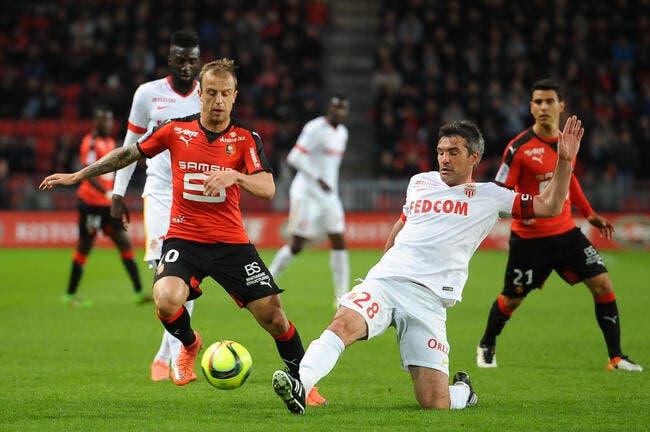 Un match nul qui n'arrange ni Rennes ni Monaco, mais l'OL