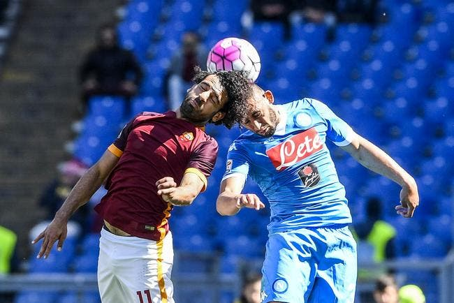 AS Rome - Naples : 1-0