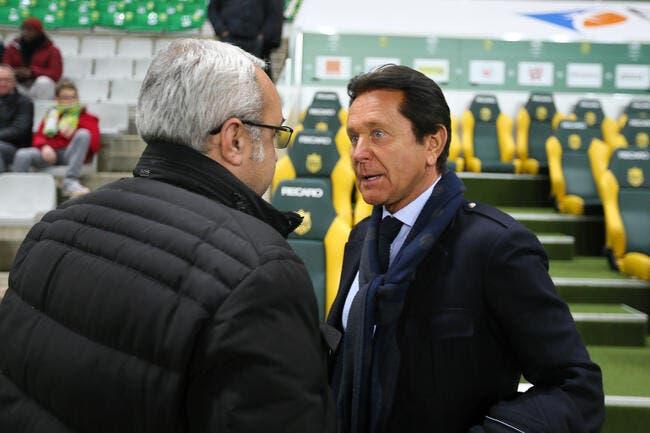 FC Nantes : Kita reçoit Nicollin «comme une merde» et Loulou n'aime pas