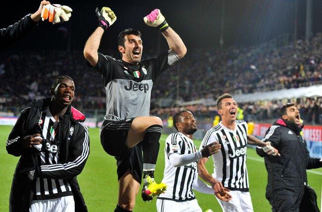La Juventus championne d'Italie pour la 5e fois consécutive !