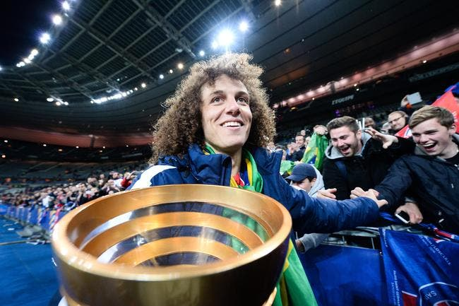 PSG : David Luiz énerve du monde et ça commence à se voir